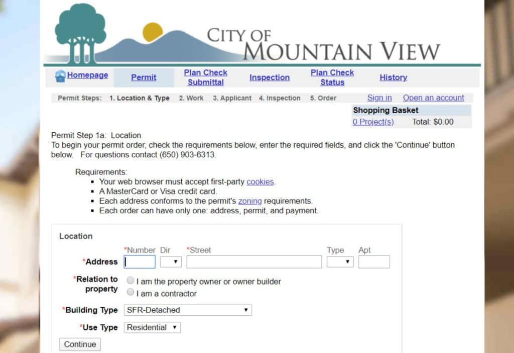 Submit-permit-for-home-remodeling-project-in-Mountain-View-California