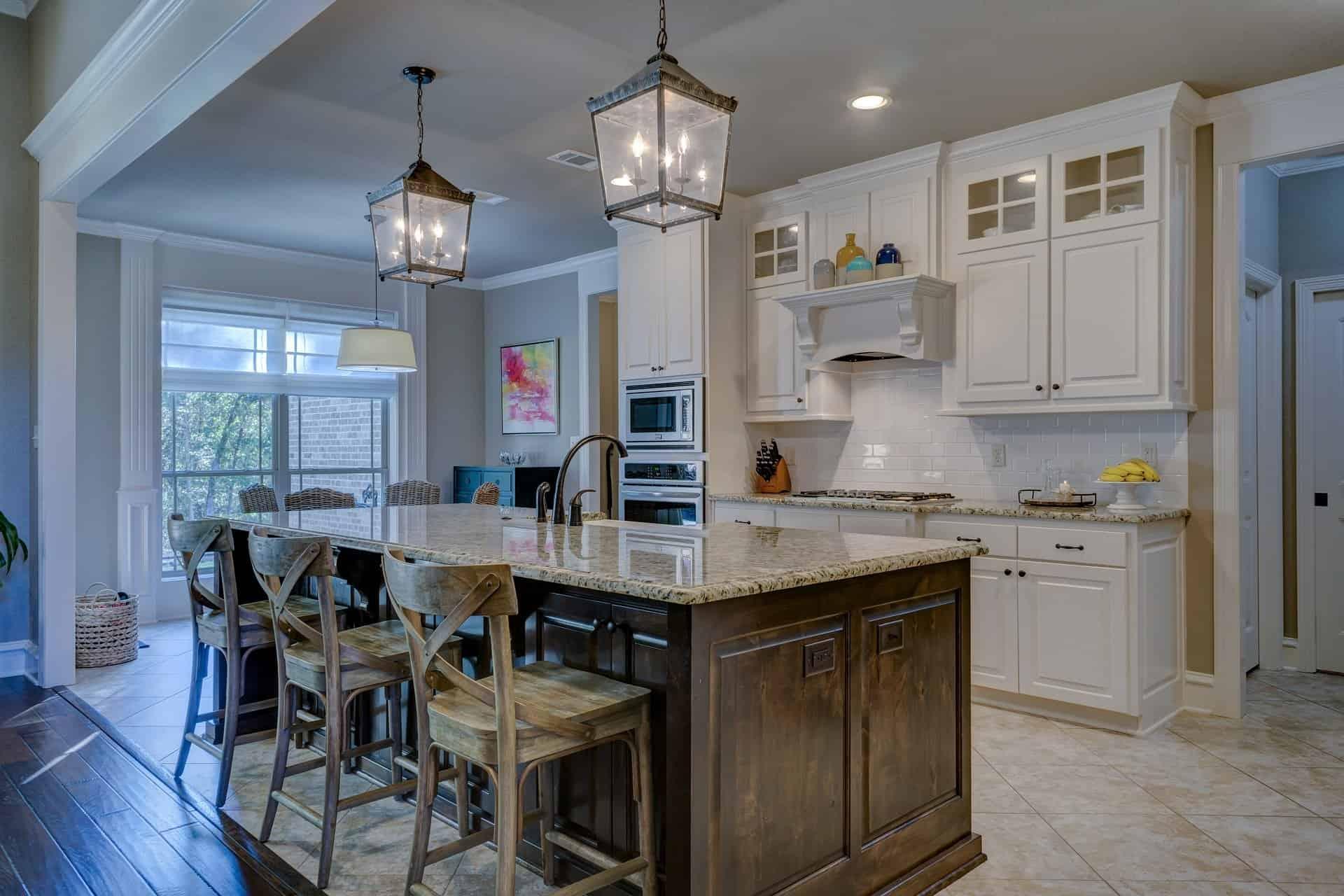 lighting ideas kitchen