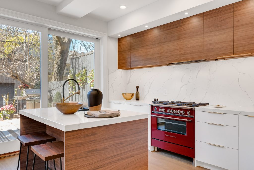 kitchen appliance color trends Bay Area